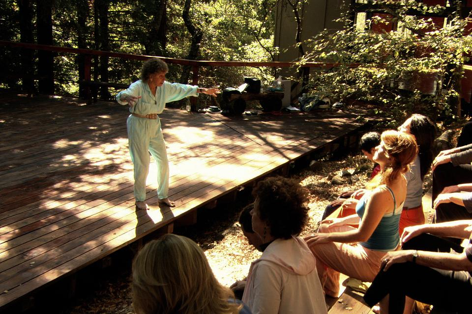 """Breath Made Visible"" – Doc. About Dance Legend Anna Halprin"