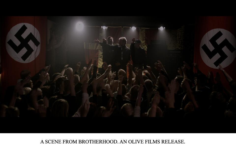 BROTHERHOOD – a gay neo-Nazi drama opens in US