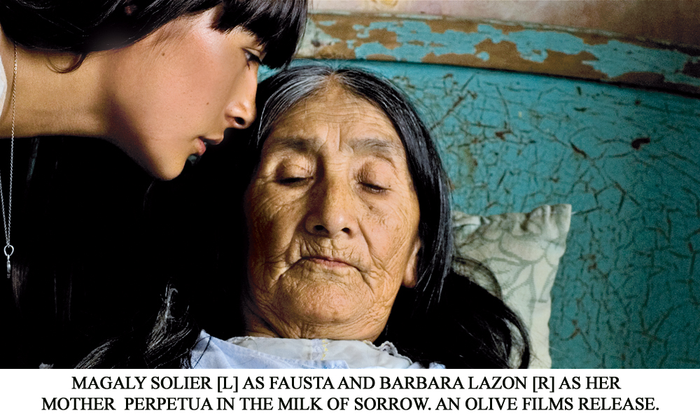 2010 Academy Award Nominee – Best Foreign Language Film, THE MILK OF SORROW, opens in NYC – August 27; in LA – Sept 3