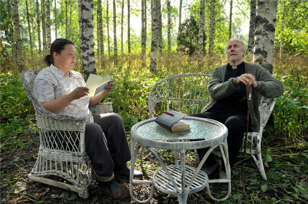 Finnish Film, LETTERS TO FATHER JACOB – film opens in NYC on Oct. 8; in LA on Oct. 15