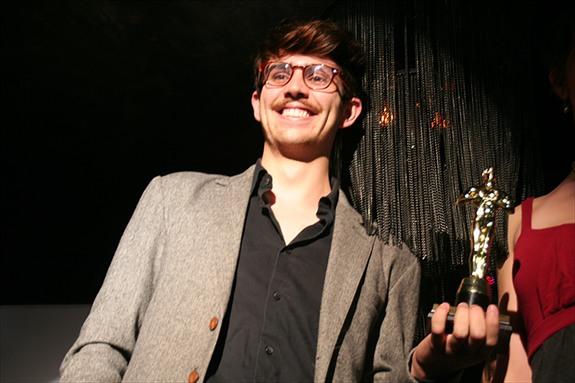 "Hollyshorts 2010 Wraps With Nicholas Carmen's Short Film ""Piano Fingers"" Winning Grand Jury Prize For Best Short Film"