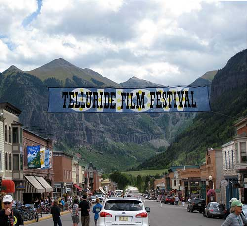 Academy Grants $50,000 to Telluride Film Festival