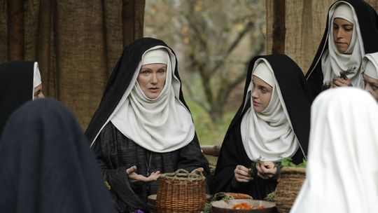 V I S I O N From The Life Of Hildegard Von Bingen To Open In The US