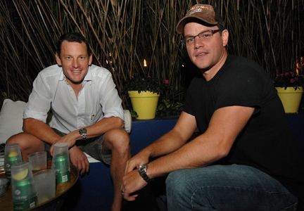 Matt Damon To Narrate Lance Armstrong Documentary