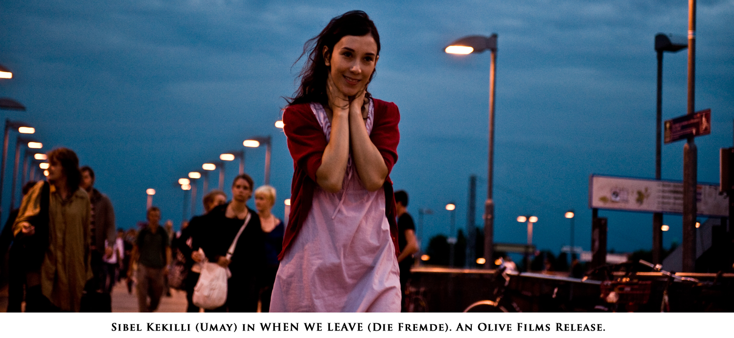 """2011 German Film Critics Awards; Feo Aladag's """"When We Leave"""" with 7 Nominations"""