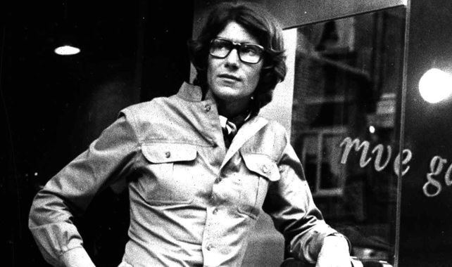"IFC Films To Release in The US Pierre Thorentton's French documentary ""Yves Saint Laurent: L'Amour Fou"""