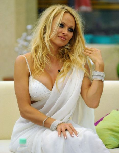 Pamela Anderson Wants To Do Bollywood