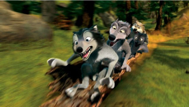 15 Animated Features Line Up for 2010 Oscar® Race