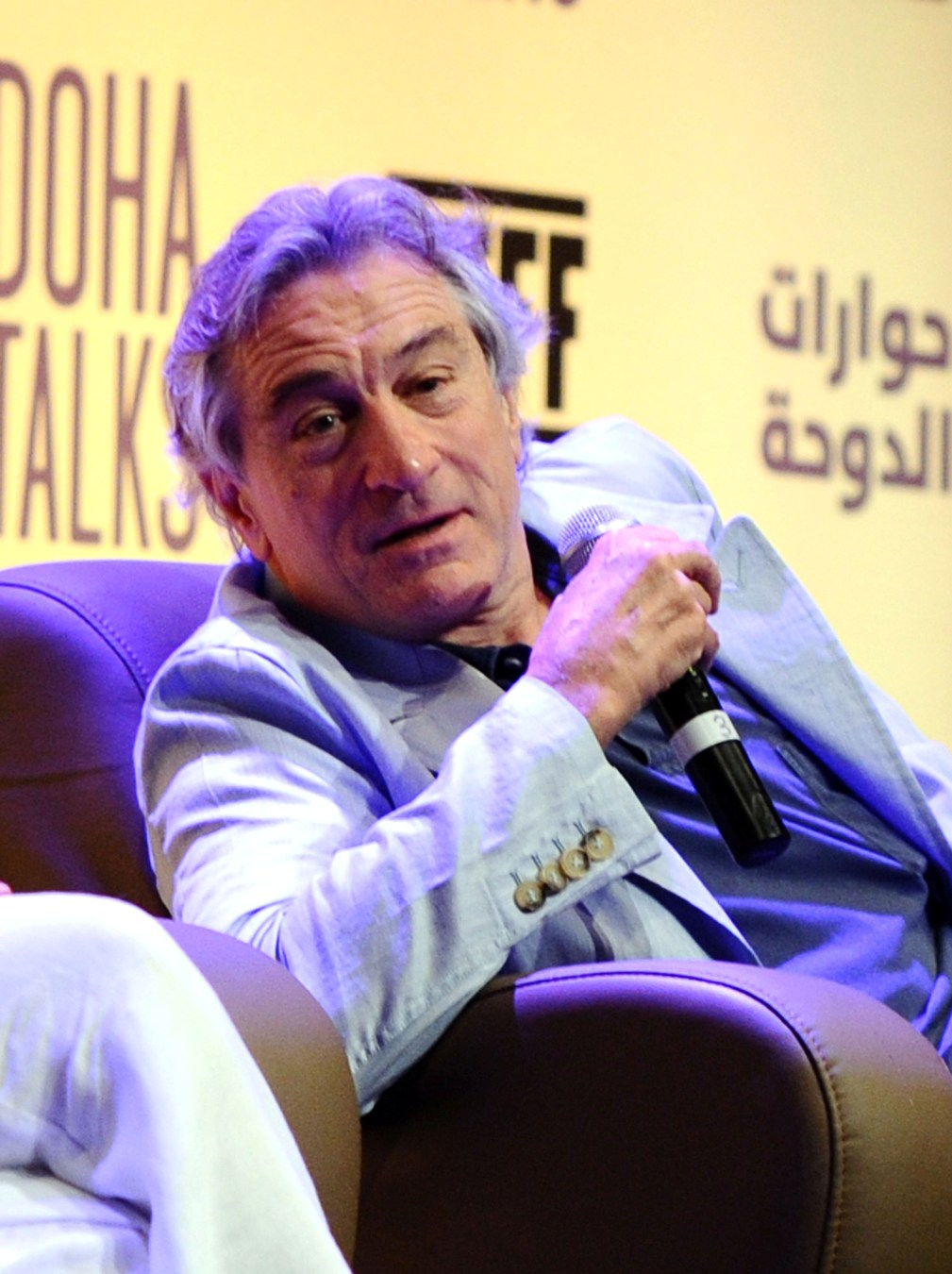 Robert De Niro To Receive Cecil B. Demille Award At 68th Annual Golden Globe® Awards On Sunday, January 16, 2011