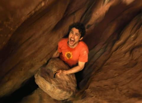 """127 Hours"" Is The Box Office Fave"