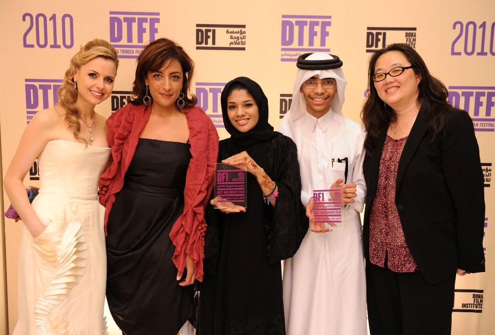 Doha Tribeca Film Festival 2010 Winners