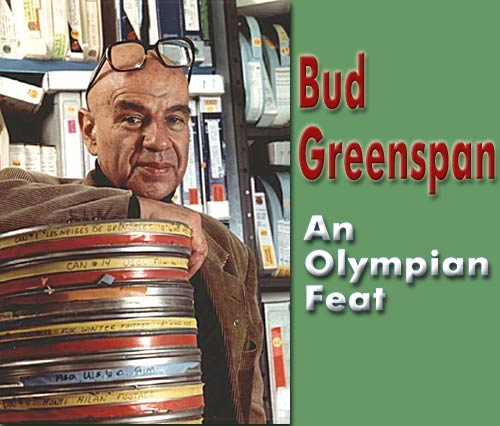 RIP: Bud Greenspan, Olympic Filmmaker