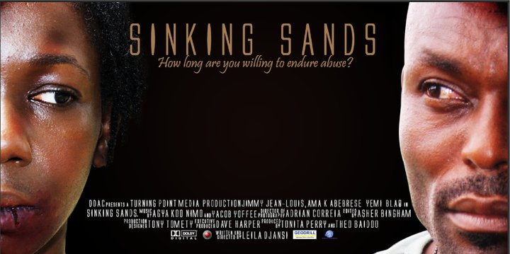 2010 Ghana Movie Awards (Mags) Nominations; Sinking Sands By U-S Based Ghanaian Film Maker Leila Dzansi, Leads With 13 Nominations