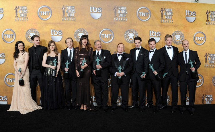 """17th Annual Screen Actors Guild Awards®; Hail to """"The King's Speech"""""""