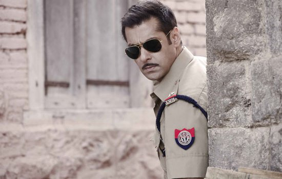Dabangg (Fearless) is big winner at 12th International India Film Academy