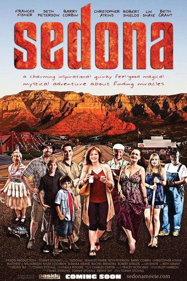 "Sedona Film Festival Slates 145 Films For 2011 Event; ""Sedona, The Motion Picture"" Will Premiere; Nicolas Cage, Gary Sinise To Attend"