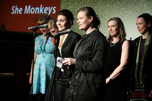 2011 Göteborg International Film Festival's Dragon Award; She Monkeys takes top Dragon Award