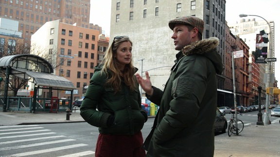 Tribeca Film to release Edward Burns 'Newlyweds' later this year