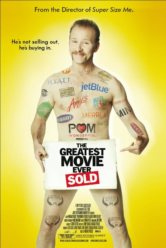 "Morgan Spurlock's ""POM Wonderful Presents: The Greatest Movie Ever Sold"" to Open 2011 Hot Docs + Lineup"