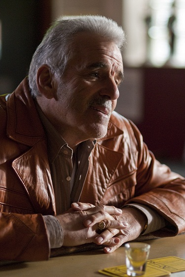 "Dennis Farina & Director Joe Maggio talk about their Tribeca Film Festival film ""The Last Rites of Joe May"""