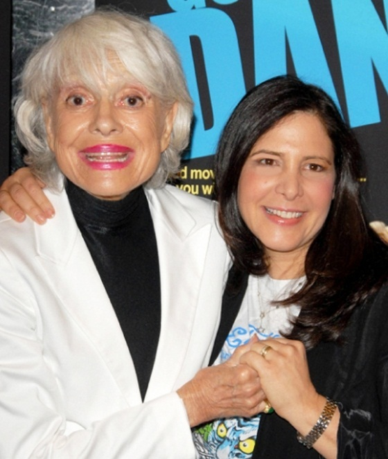 Director Dori Berinstein Talks About Carol Channing: Larger Than Life