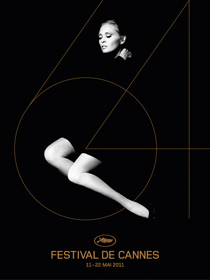 Cannes Film Festival Unveils 2011 Poster Featuring Sexy Faye Dunaway 1970