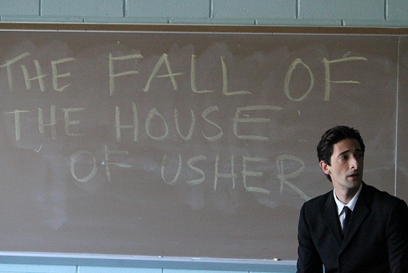 Detachment starring Adrien Brody in Theaters on March 16