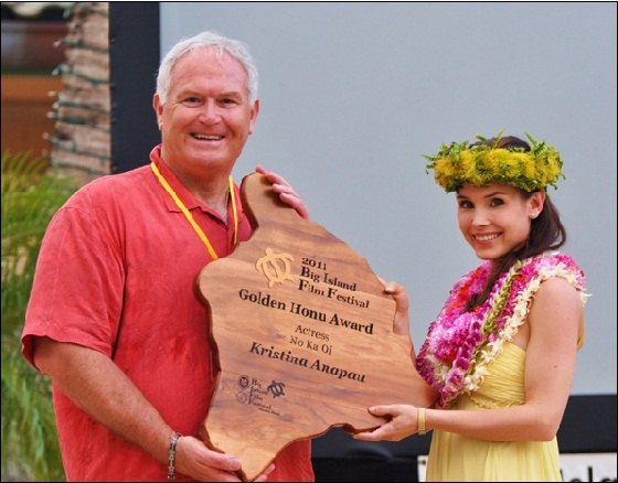 """2011 Big Island Film Festival awards; Noah Wyle's """"Queen of the Lot,"""" wins Best Feature"""