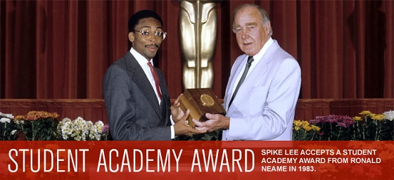 Entry Deadlines Approaching for 2012 Student Academy Awards