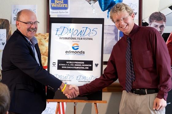 2nd Edmonds International Film Festival CANCELLED