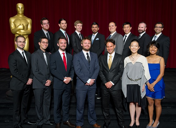 Academy Honors 2011 Student Academy Award® Winners with Medals