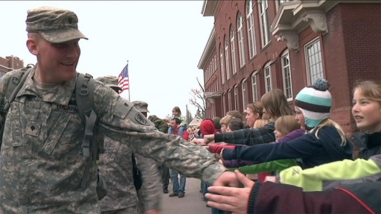 Where Soldiers Come From documentary to open in New York on Friday, September 9