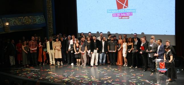 17th Sarajevo Film Festival Awards; Angelina Jolie Receives Honorary Heart of Sarajevo Award