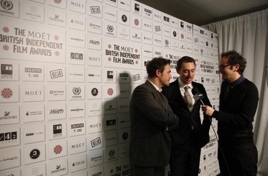 British Independent Film Awards to be held on Sunday December 4th