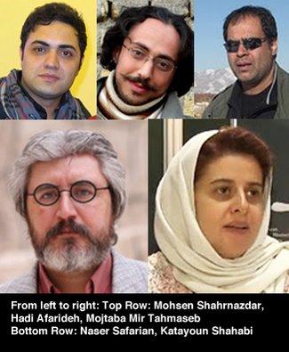 Toronto International Film Festival Supports Detained Iranian Filmmakers