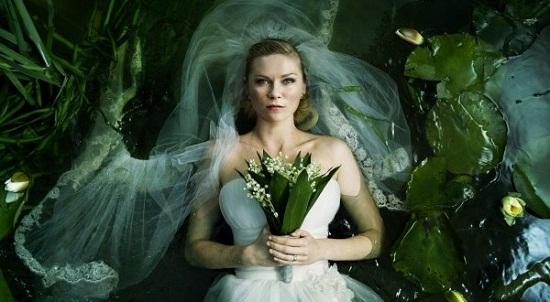 Melancholia Sweeps European Film Awards 2011 Nomination