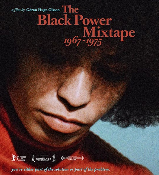 The Black Power Mixtape-1967-1975- A Must-See Documentary