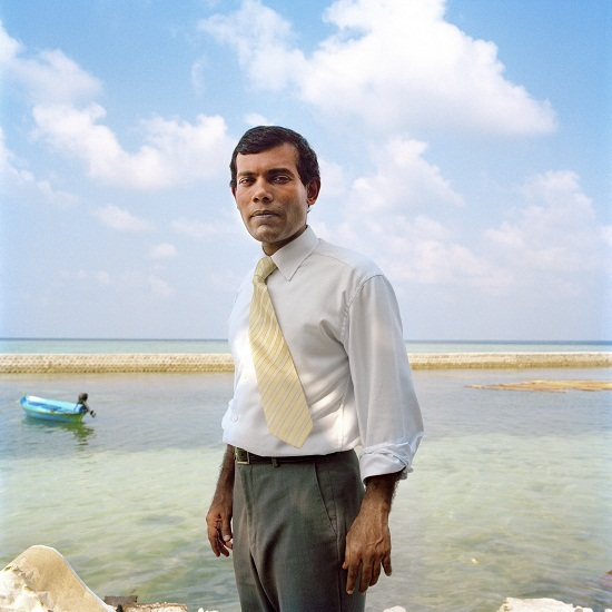 Maldives President Featured in The Island President Documentary Outsted In What He Called A Coup