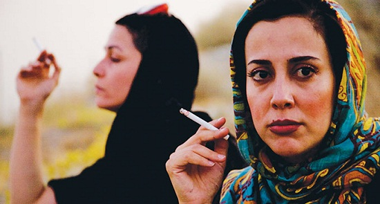 Iran Sentences Actress to 90 lashes For Appearing in Film