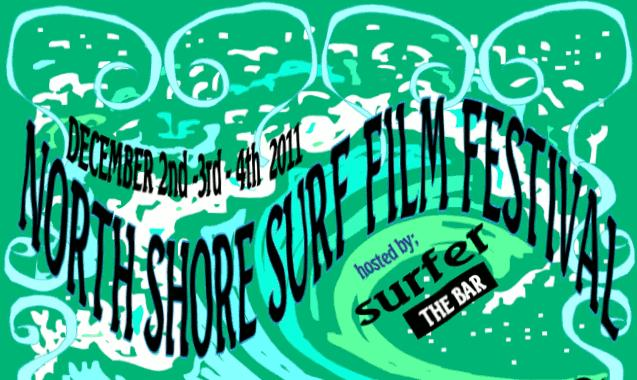 Hawaii's North Shore Surf Film Festival Announce 2011 Lineup of Surf Films