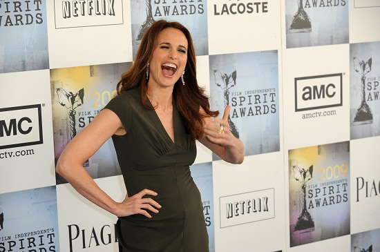 2015 Beaufort International Film Festival to Honor Andie MacDowell & Announces Film Finalists