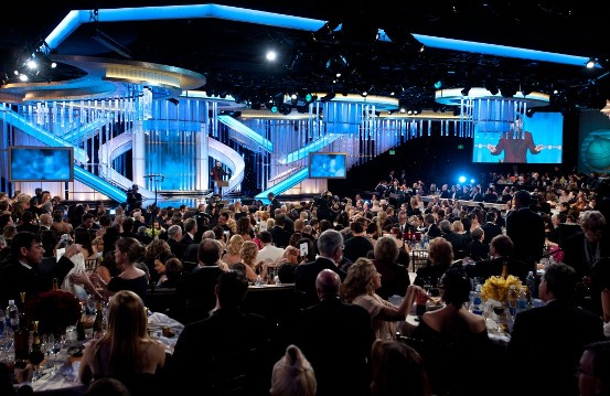 The Descendants and The Artist Lead the 69th Golden Globes Awards