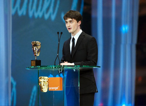 Daniel Radcliffe To Announce The 2012 BAFTA Film Awards Nominations