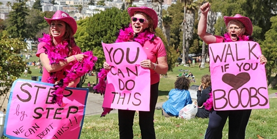 Pink Ribbons Exposes Breast Cancer Fundraising Marketing Gimmicks