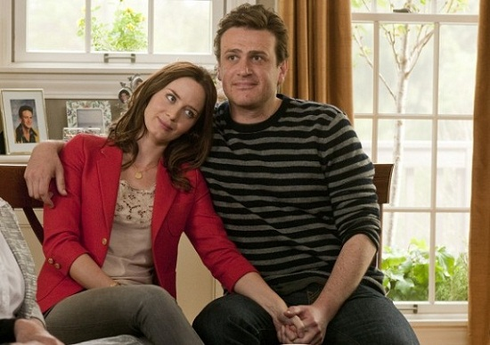 The Five-Year Engagement Starring Emily Blunt and Jason Segel to Open 2012 Tribeca Film Festival