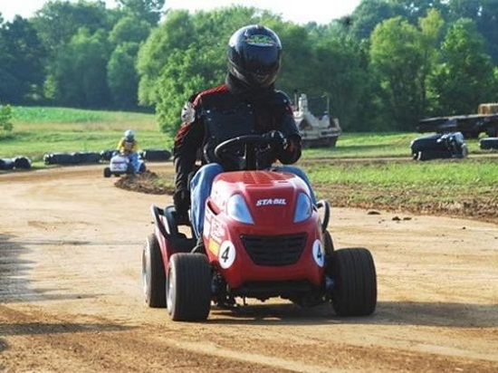 Mike Ratel's Documentary About Lawn Mower Racing to World Premiere at 2012 DC Independent Film Festival