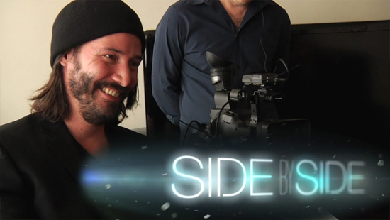 Tribeca Film to release Keanu Reeves film Side by Side