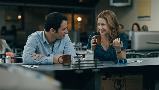 Tribeca Film to release Jenna Fischer's The Giant Mechanical Man in the Spring