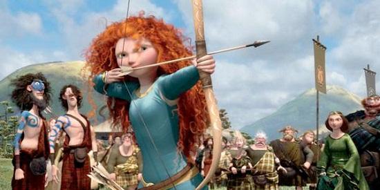 "Disney-Pixar animated film ""Brave"" to Close Edinburgh International Film Festival"