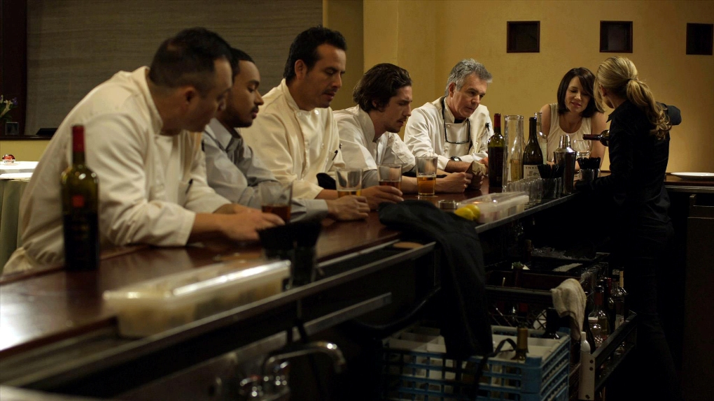 Jason Wolos' debut feature Trattoria Kicks Off Lineup for 2012 San Francisco Cinema by the Bay Festival